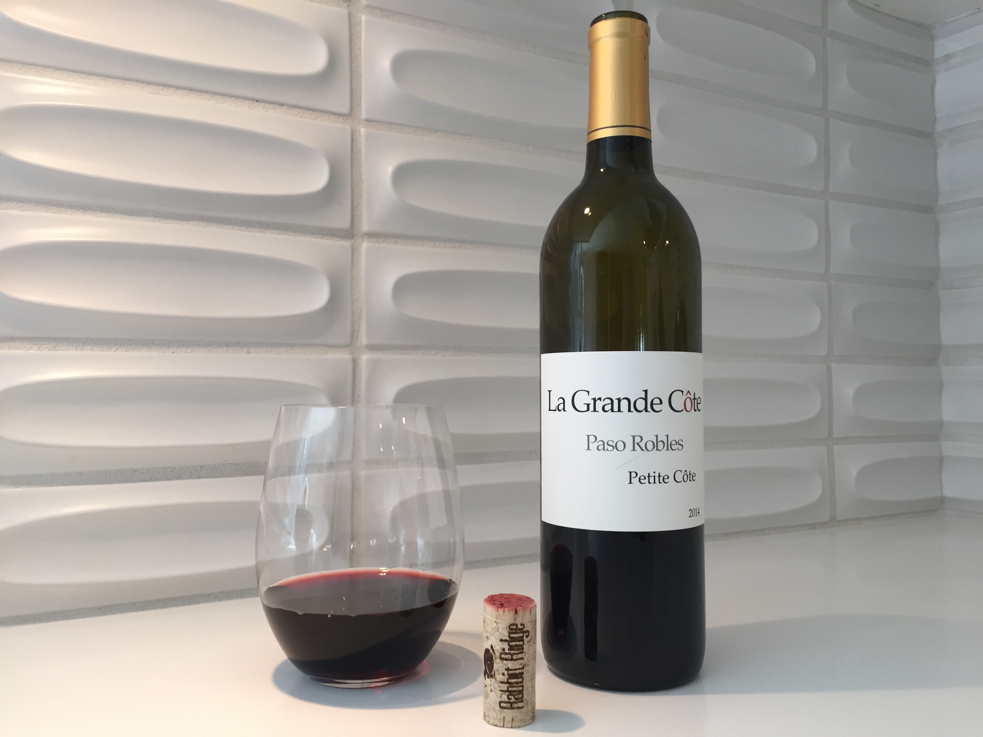 2014 La Grande Cote Red Blend, Paso Robles, California