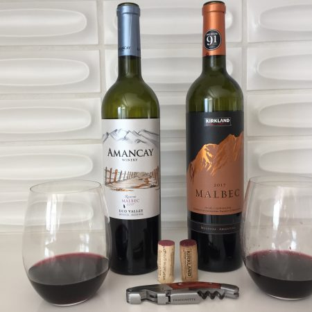 We pit two Malbecs against each other. One from Trader Joes, one from Costco. Both from Argentina, both just $6.99
