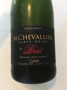 M. Chevallier Brut Cava, Spain